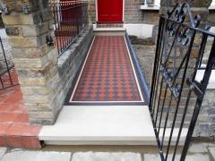 Victorian pathway-york stone Ealing W13